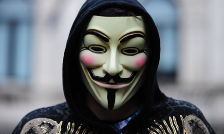 Anonymous' Million Mask March