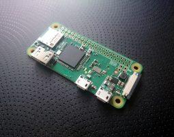 Raspberry Pi Zero Wireless shininess