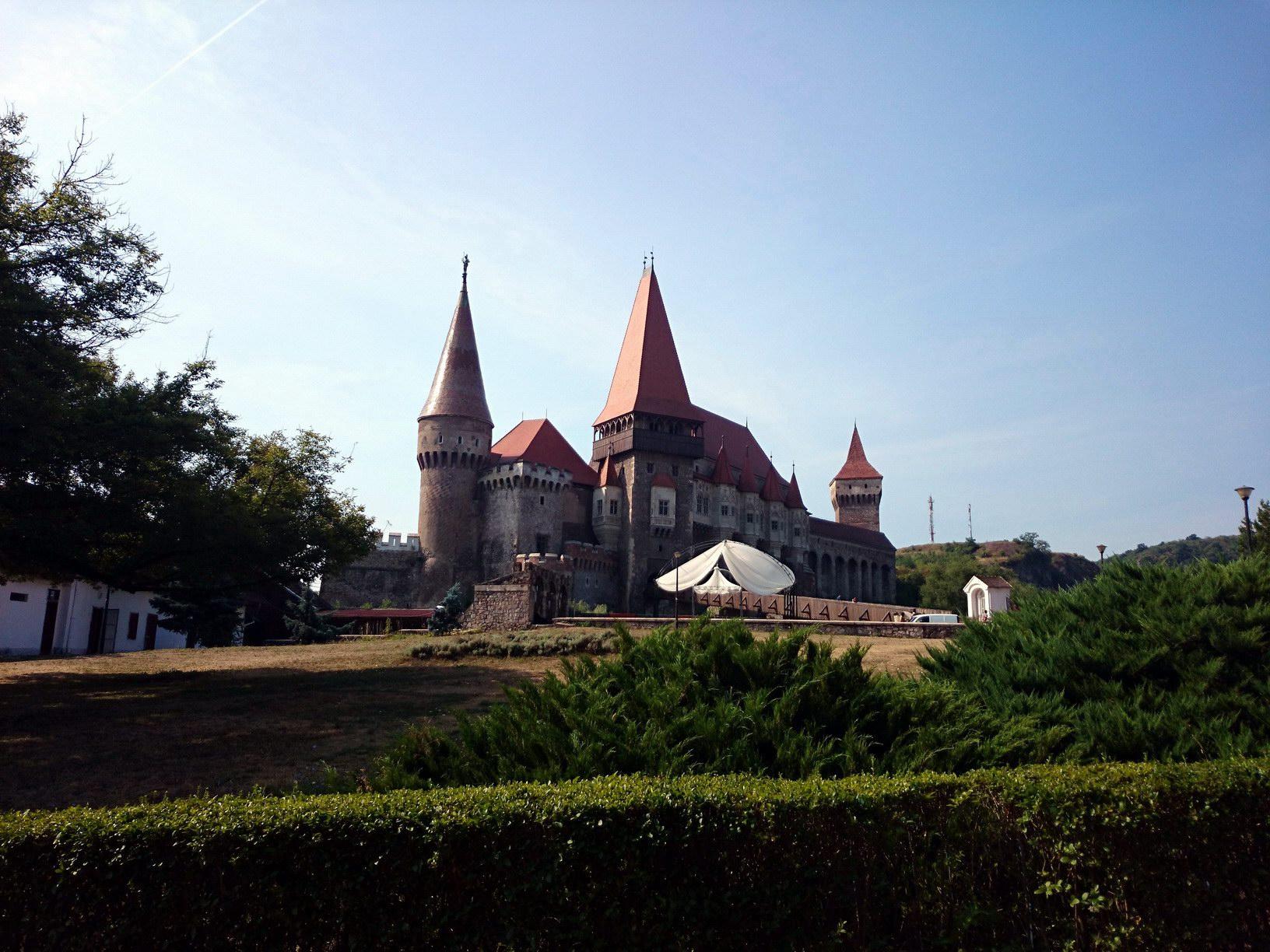 Travelling: Turda, Alba Iulia, Hunedoara, Sarmizegetusa, Transalpina, Sighisoara