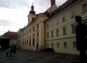 Main Square roman catholic church